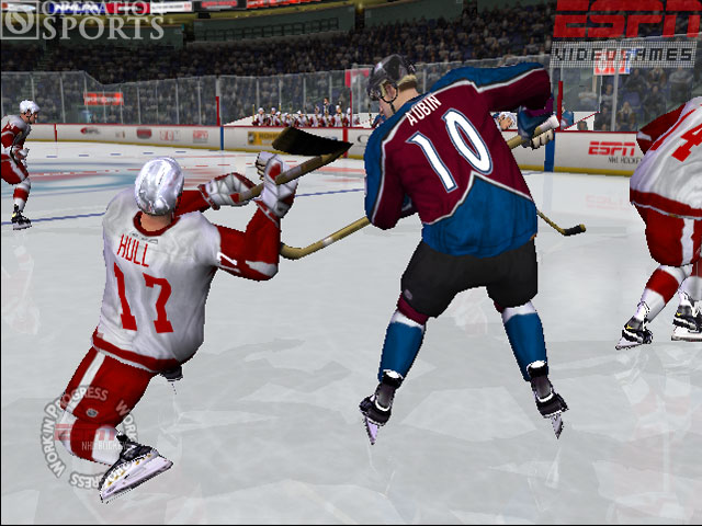 ESPN NHL 2K5 Screenshot #3 for Xbox