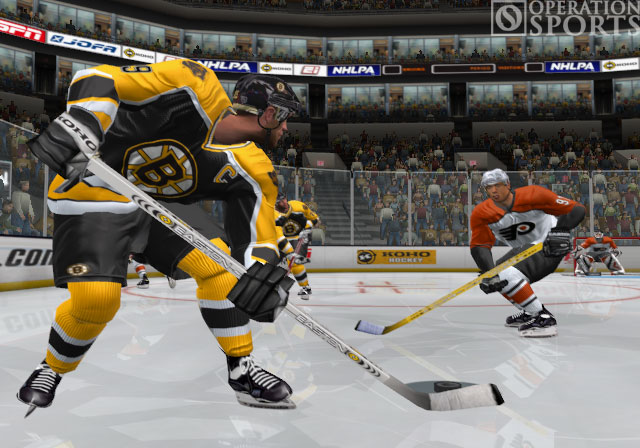 ESPN NHL 2K5 Screenshot #4 for Xbox