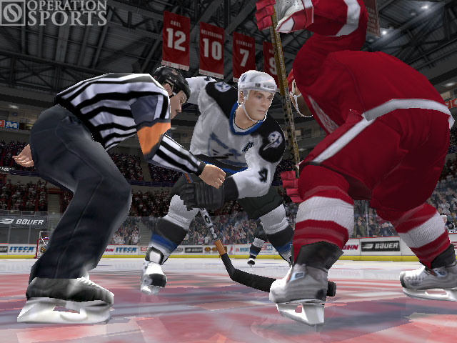 NHL 06 Screenshot #1 for Xbox