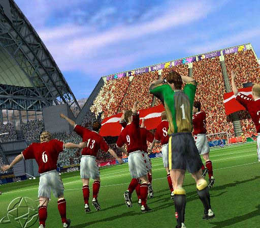 2002 FIFA World Cup Screenshot #1 for PS2