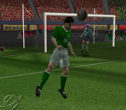 2002 FIFA World Cup Screenshot #3 for PS2