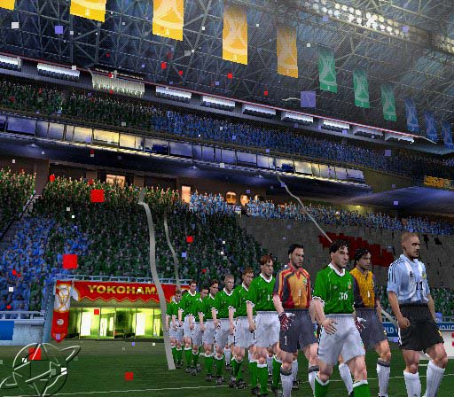 2002 FIFA World Cup Screenshot #4 for PS2