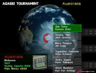 Agassi Tennis Generation screenshot #3 for PS2 - Click to view