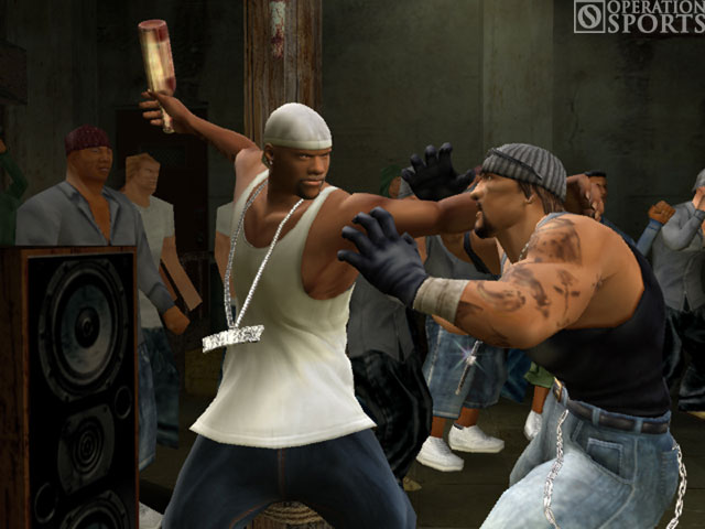 Def Jam FIGHT For NY Screenshot #2 for Xbox