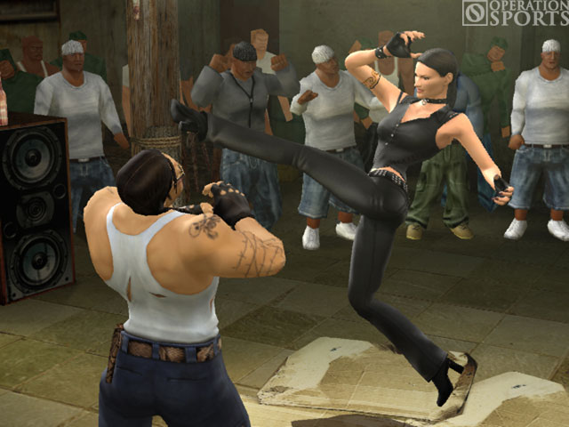 Def Jam FIGHT For NY Screenshot #4 for Xbox