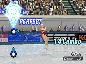 ESPN International Winter Sports 2002 Screenshot #1 for PS2