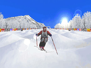 ESPN International Winter Sports 2002 Screenshot #4 for PS2