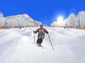 ESPN International Winter Sports 2002 Screenshot #4 for PS2