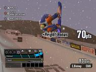 ESPN Winter X Games Snowboarding 2002 screenshot #2 for PS2 - Click to view