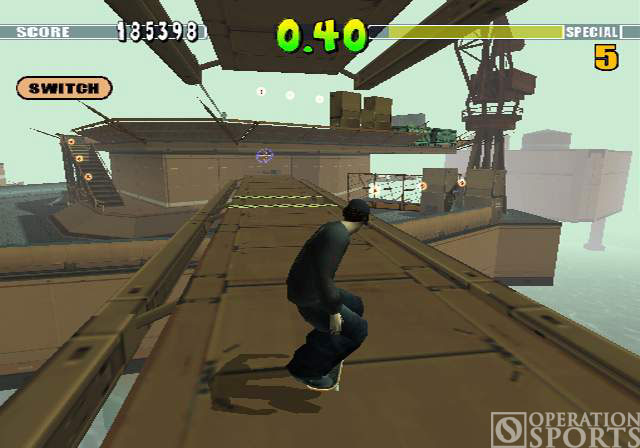 Evolution Skateboarding Screenshot #1 for PS2