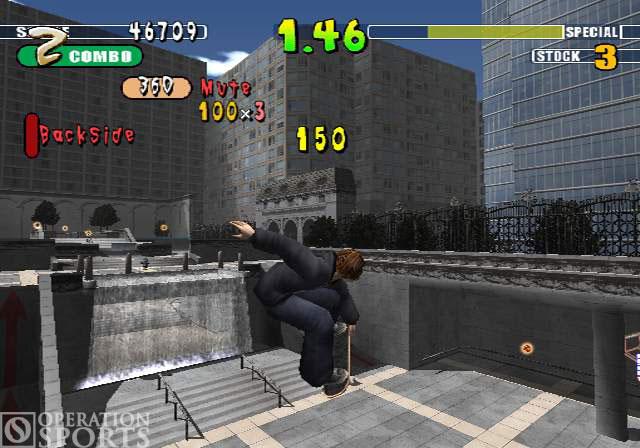 Evolution Skateboarding Screenshot #2 for PS2