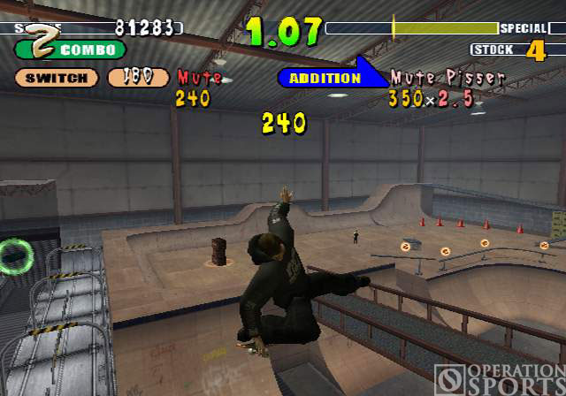 Evolution Skateboarding Screenshot #3 for PS2