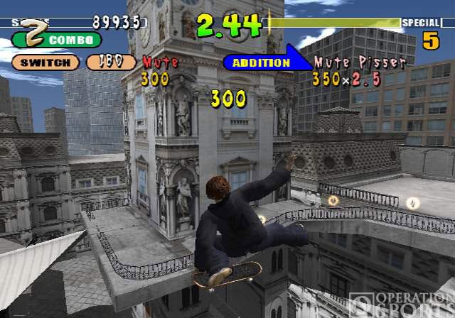 Evolution Skateboarding Screenshot #4 for PS2