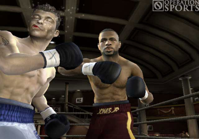 Fight Night 2004 Screenshot #1 for Xbox