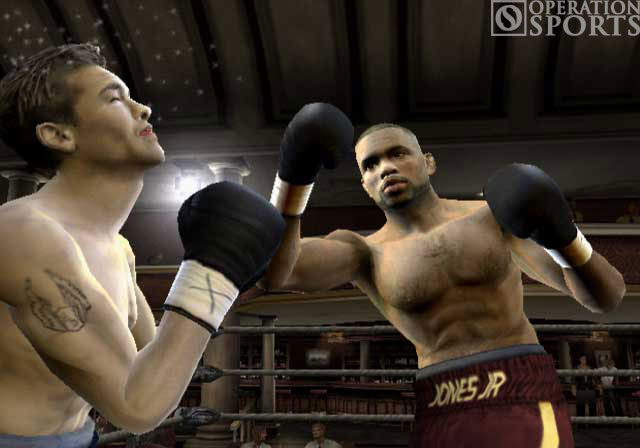 Fight Night 2004 Screenshot #2 for Xbox