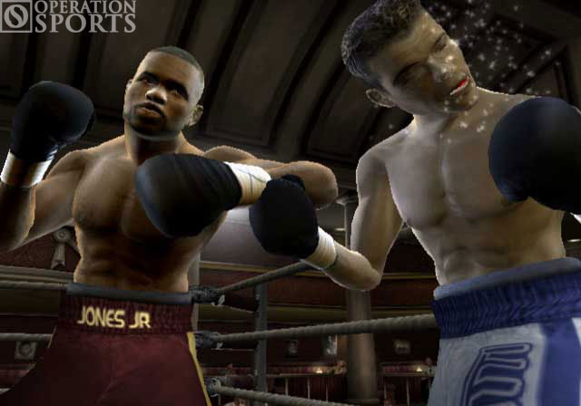 Fight Night 2004 Screenshot #3 for Xbox