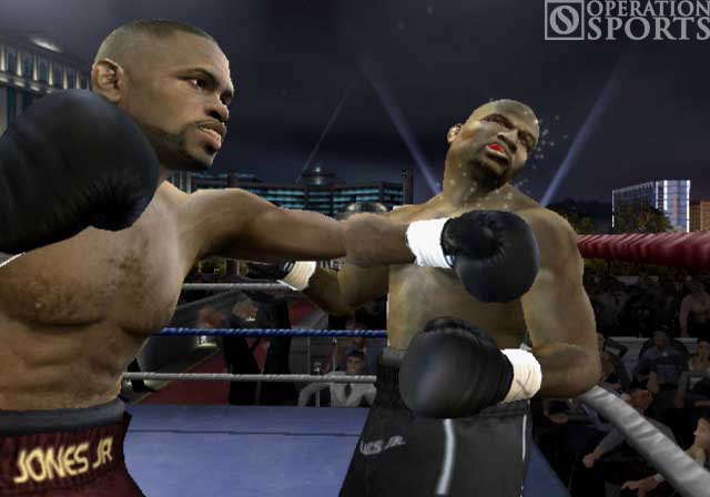Fight Night 2004 Screenshot #4 for Xbox