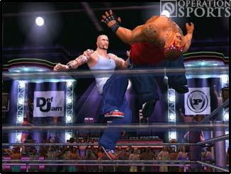 Def Jam Vendetta Screenshot #1 for PS2