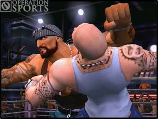 Def Jam Vendetta Screenshot #3 for PS2