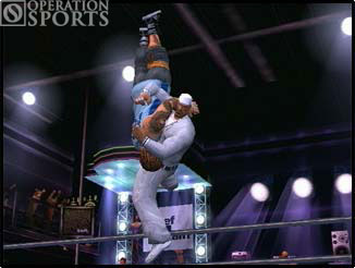 Def Jam Vendetta Screenshot #4 for PS2