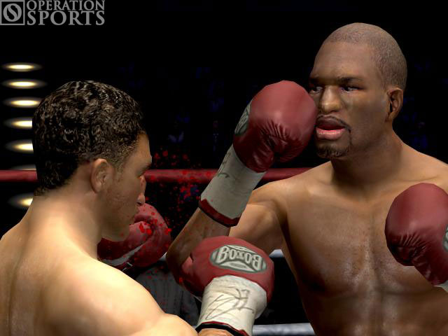 Fight Night Round 2 Screenshot #1 for Xbox