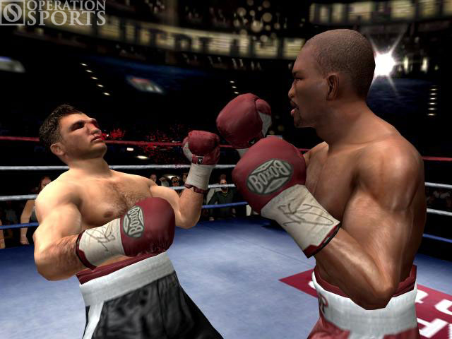 Fight Night Round 2 Screenshot #2 for Xbox