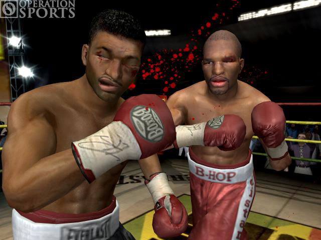 Fight Night Round 2 Screenshot #3 for Xbox
