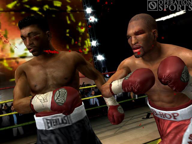 Fight Night Round 2 Screenshot #4 for Xbox