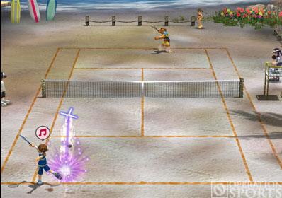 Hot Shots Tennis Screenshot #1 for PS2