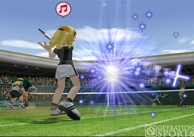 Hot Shots Tennis Screenshot #3 for PS2