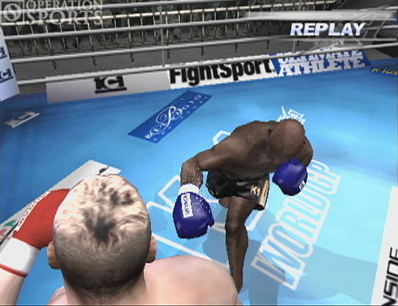 K-1 World Grand Prix Screenshot #3 for PS2
