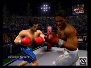 Knockout Kings 2002 Screenshot #3 for Xbox