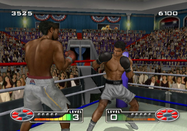 Knockout Kings 2003 Screenshot #1 for NGC