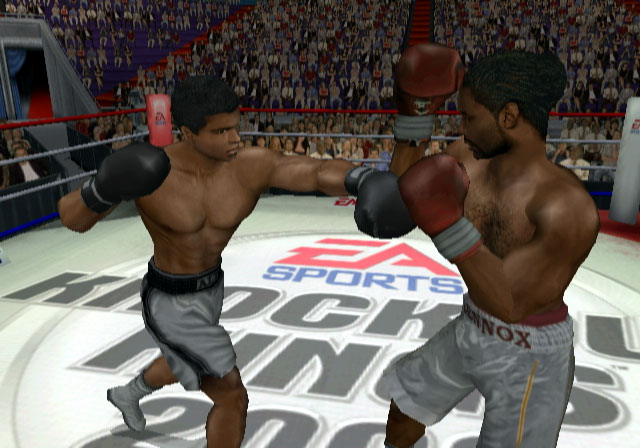 Knockout Kings 2003 Screenshot #2 for NGC