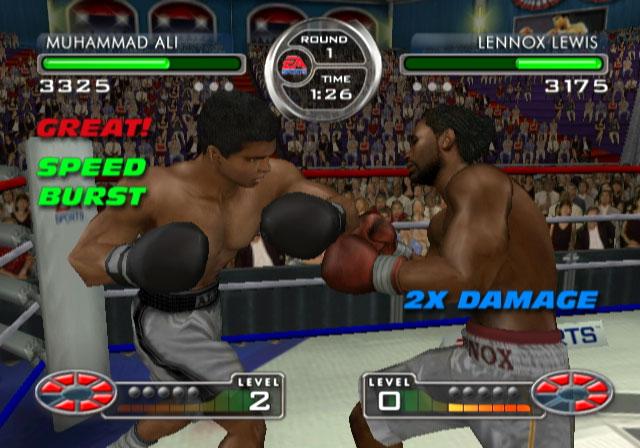 Knockout Kings 2003 Screenshot #3 for NGC