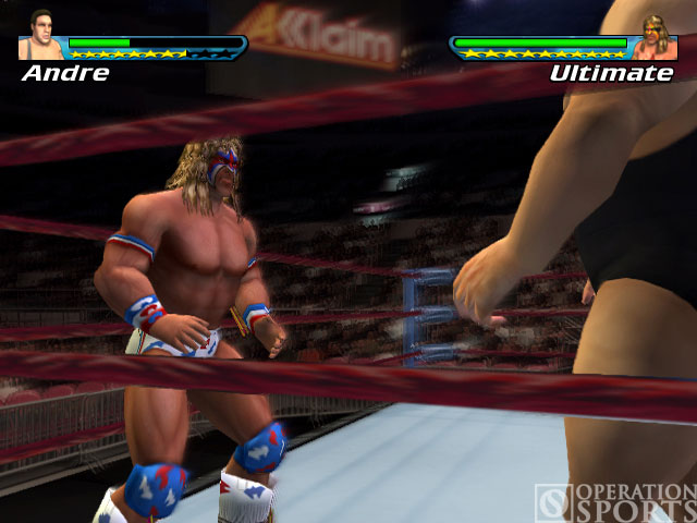 Legends Of Wrestling: Showdown Screenshot #4 for Xbox