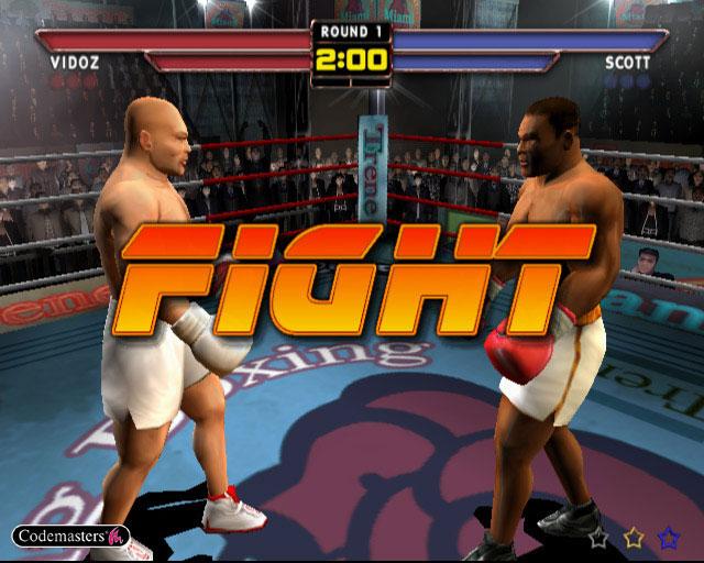 Mike Tyson Heavyweight Boxing Screenshot #1 for Xbox