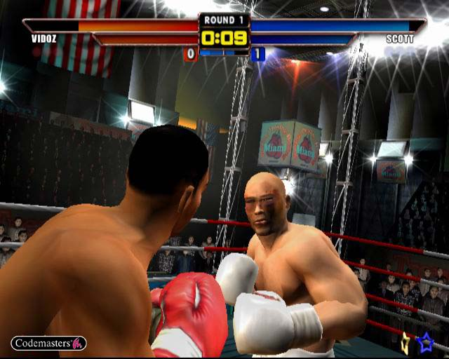 Mike Tyson Heavyweight Boxing Screenshot #2 for Xbox