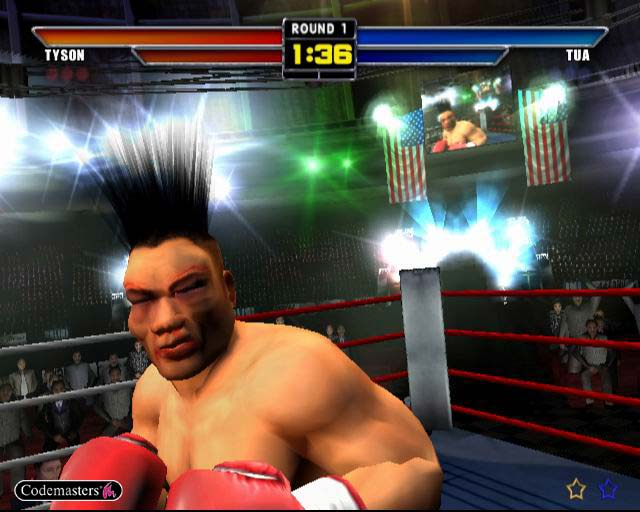 Mike Tyson Heavyweight Boxing Screenshot #3 for Xbox