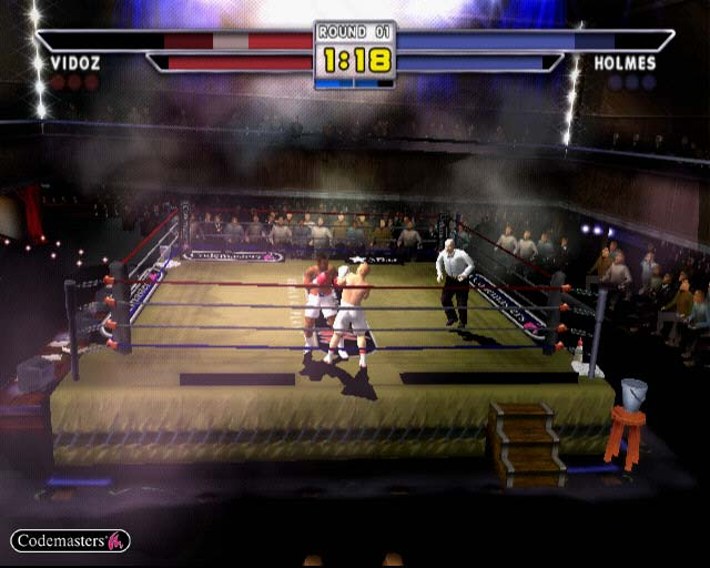 Mike Tyson Heavyweight Boxing Screenshot #4 for Xbox