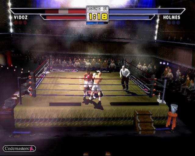 Mike Tyson Heavyweight Boxing Screenshot #4 for Xbox