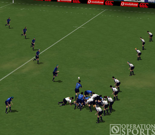 Rugby 2004 Screenshot #1 for PS2