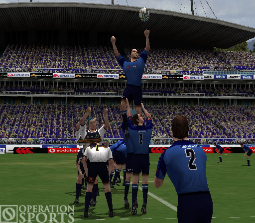 Rugby 2004 Screenshot #2 for PS2