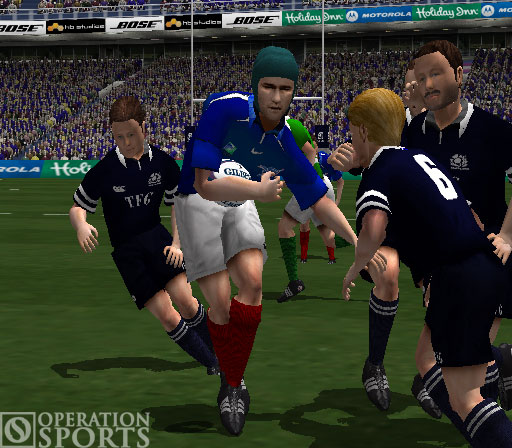Rugby 2004 Screenshot #3 for PS2