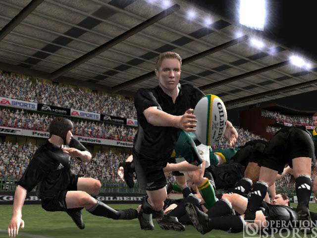 Rugby 2005 Screenshot #1 for Xbox