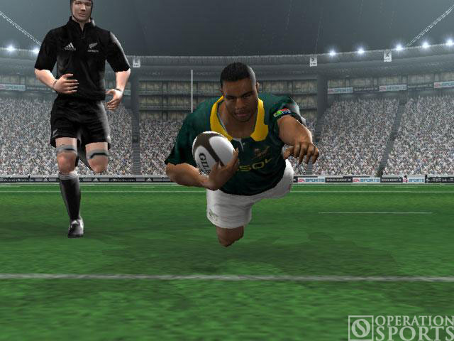 Rugby 2005 Screenshot #3 for Xbox