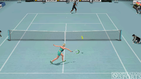 Smash Court Tennis 3 Screenshot #4 for PSP