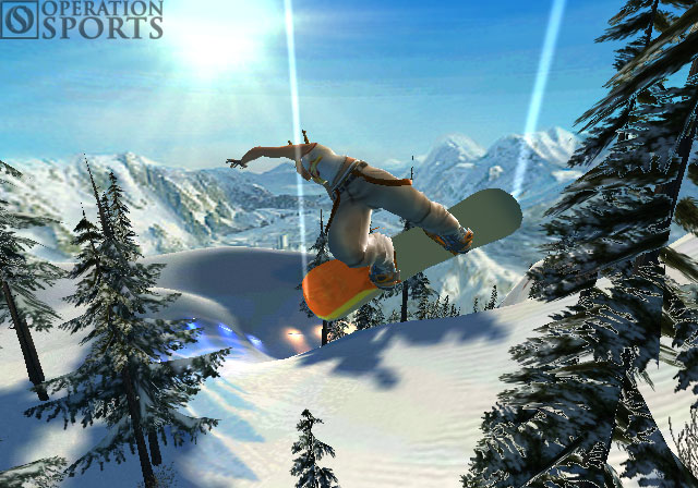 SSX 3 Screenshot #1 for PS2