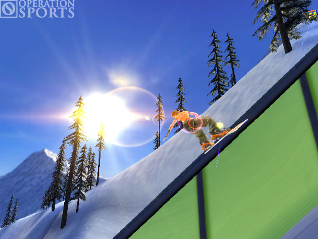 SSX 3 Screenshot #2 for PS2