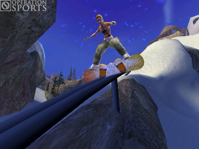 SSX 3 Screenshot #3 for PS2